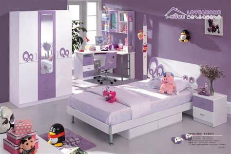 peinture chambre fille violet décoration chambre fille violet