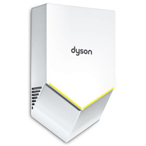 industrial bathroom design dyson airblade v hu02 dryer white best prices