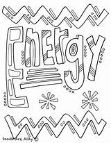 Coloring Pages Matter States Science Energy Doodles Printables Scientific Method Classroom Forms Drawing Printable Doodle Gas Sheets Sheet Worksheet Classroomdoodles sketch template