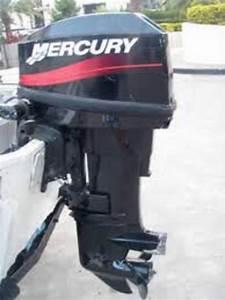 1999 Mercury Outboard Motor
