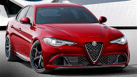 Alfa Romeo Giulia 2018 Exterior Interior Specs