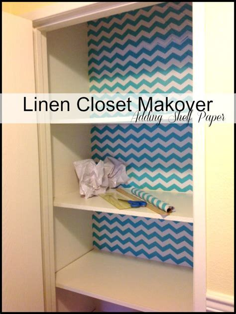 linen closet makeover for 15