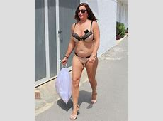 Big Brother's Lisa Appleton takes bins out in her