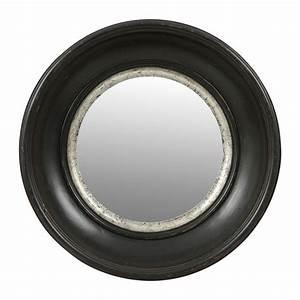 Miroir Rond Métal Noir : miroir rond noir noir interior 39 s ~ Teatrodelosmanantiales.com Idées de Décoration