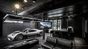 Mercedes-AMG One gets its own mobile showroom - Roadshow