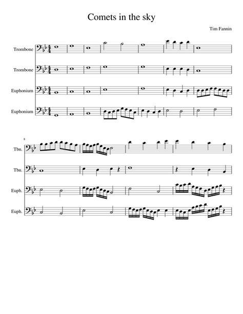 Mr. timn Sheet music for Brass Trombone, Brass Euphonium ...