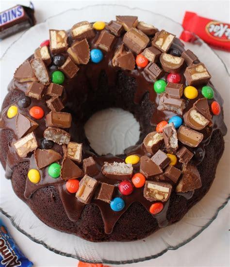 deko kuchen selber machen torte aus s 252 223 igkeiten selber machen 9 ideen mit und ohne backen