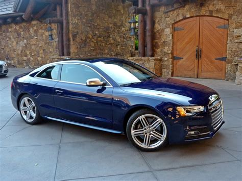 2013 Audi S5, Picture Courtesy Michael Karesh