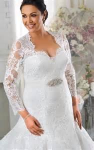 plus size wedding dress designer pluslook eu collection - Plus Size Vintage Wedding Dress