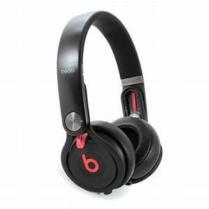 Beats Mixr casque sur l'oreille, noir à Gear4Music.com