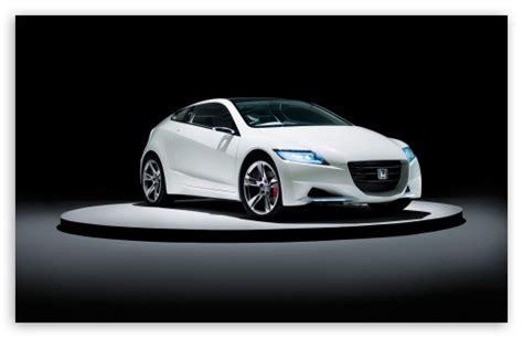 Honda Crz Hybrid Concept Car 4k Hd Desktop Wallpaper For