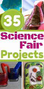 35 Science Fair Projects