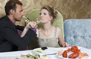 74% of French women prefer going out for a meal than ...