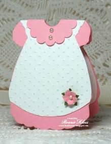 Baby Dress Card Template