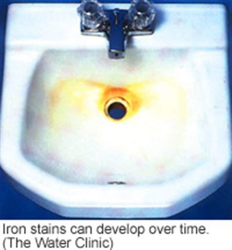 kitchen sink stains water color water properties usgs water science school 2907