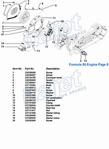 Flywheel  U0026 Stator