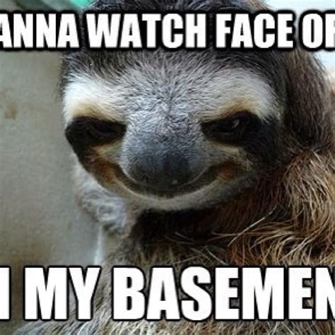 Sloth Fitness Meme - snuffdigital the creepy sloth meme memes