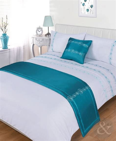 Turquoise And White Duvet Cover by 17 Best Images About Duvet Covers On Pink