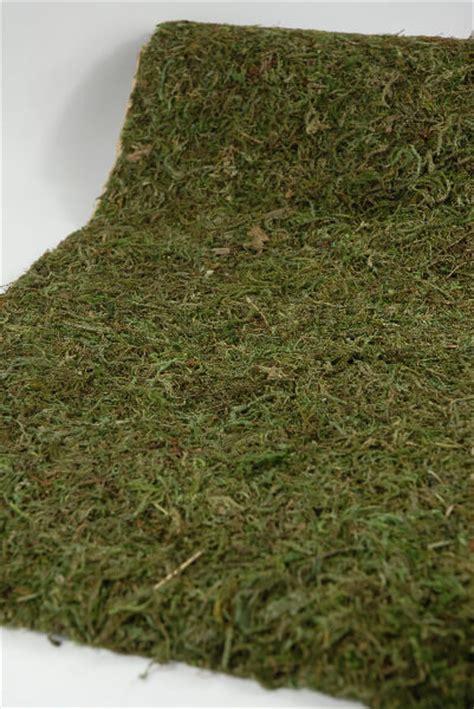 sheet moss roll