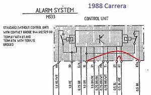 U0026 39 85 930 Alarm Control Unit Location