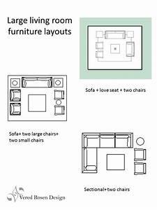 Vered rosen design living room seating arrangements for Living room furniture design layout