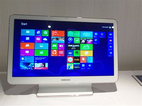 pc bureau samsung samsung ativ one 5 un pc tout en un tactile cnet