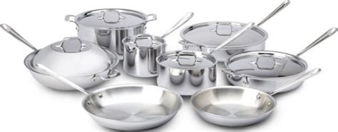 clad induction cookware sets  induction cooktop guide
