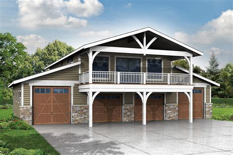 Front Garage Home Plans