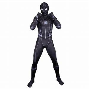 Spider Man Homecoming Evil Cool Black Version Spiderman ...