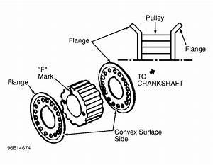 1989 Daihatsu Charade Serpentine Belt Routing And Timing Belt Diagrams
