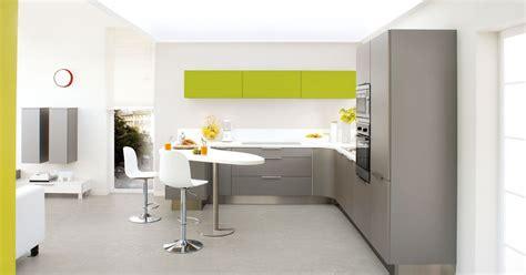 cuisine ouverte color par cuisinella