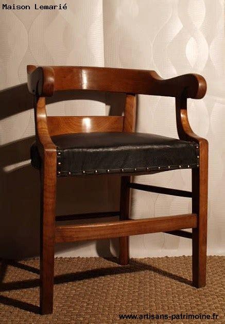 fauteuil bureau ancien ancien fauteuil de bureau fin xixe siècle artisans du