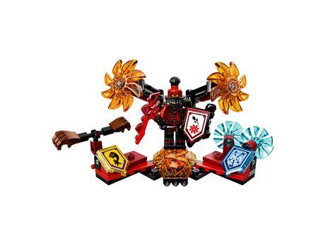 Win! Lego Nexo Knights Hero Sets