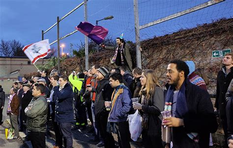 Dulwich Hamlet put on the style in 1-1 FA Trophy draw with ...