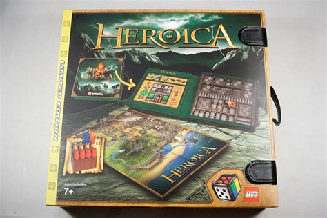 LEGO Games 853358 Heroica Storage Box (Limited Edition ...