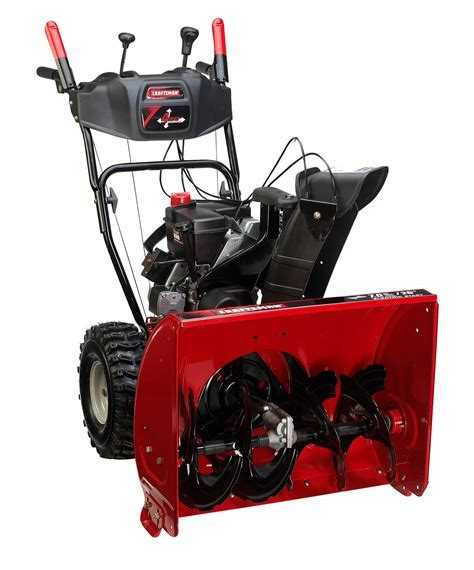 """Craftsman   31AS6DTF799   7 hp 26"""" path Two stage"""