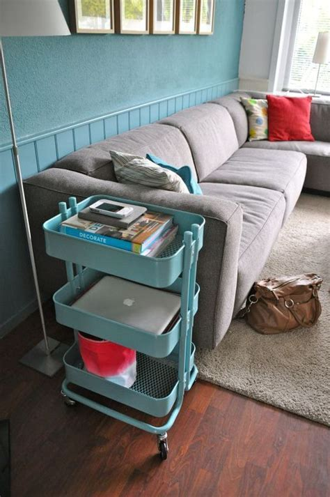 36 Creative Ways To Use The RÅSKOG Ikea Kitchen Cart