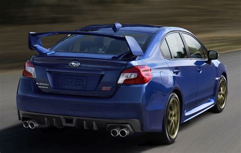 Car And Driver 2015 Wrx 0-60