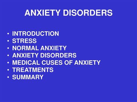 anxiety disorders educational forum  bipolar
