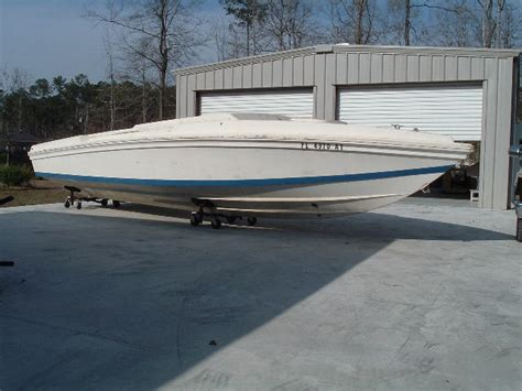 Carry Boat by 1969 Cary Sportsman 28 Redo Page 4 The Hull