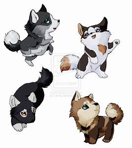 1000+ images about tats on Pinterest | Wolves, Chibi and ...