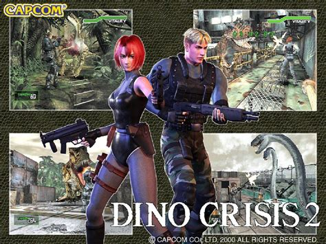 dino crisis wallpapers  dino crisis wallpapers
