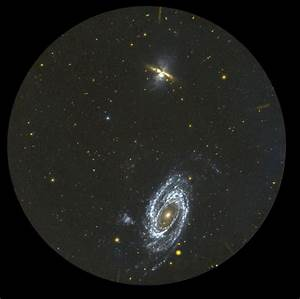 NASA Hubble Space Telescope spots 2 galaxies M81 and M82 ...