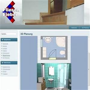 Wandgestaltung Online Planen Kostenlos : 3d badplaner kostenlos fliesen fieber ~ Bigdaddyawards.com Haus und Dekorationen