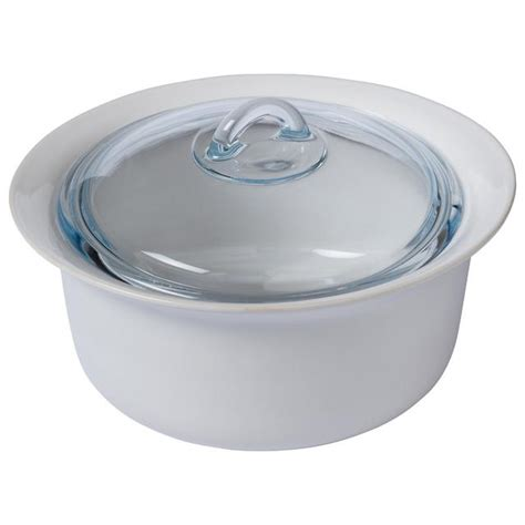 ceramic dish pyrex casserole supreme morrisons ocado 5l leave
