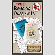 Your Kids Will Love These Free Reading Passports A Fun Way For Kids To Keep Track Of Their