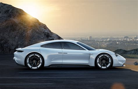 Mission E by Porsche Mission E To Be Similar To Concept Version