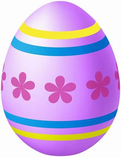 Easter Egg Clipart Violet Yopriceville Transparent