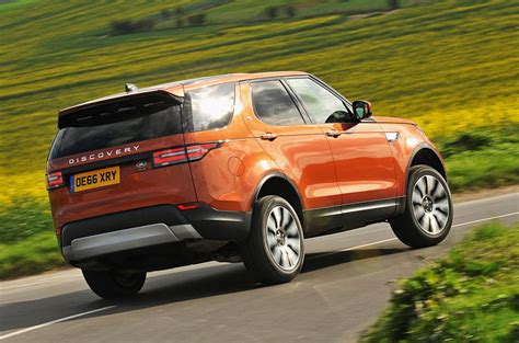 Land Rover Discovery Review (2017)  Autocar