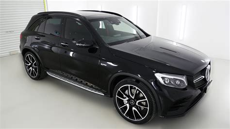 For 2021, mercedes gifts the glc lineup with more standard features and more standalone options. MERCEDES-BENZ GLC 43 AMG Wagon Obsidian Black Auto M241063 ...